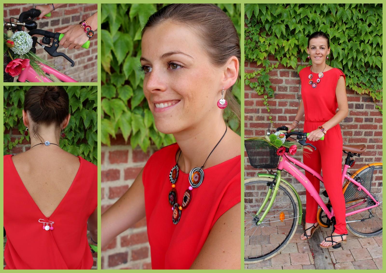 Lookbook Balade à vélo