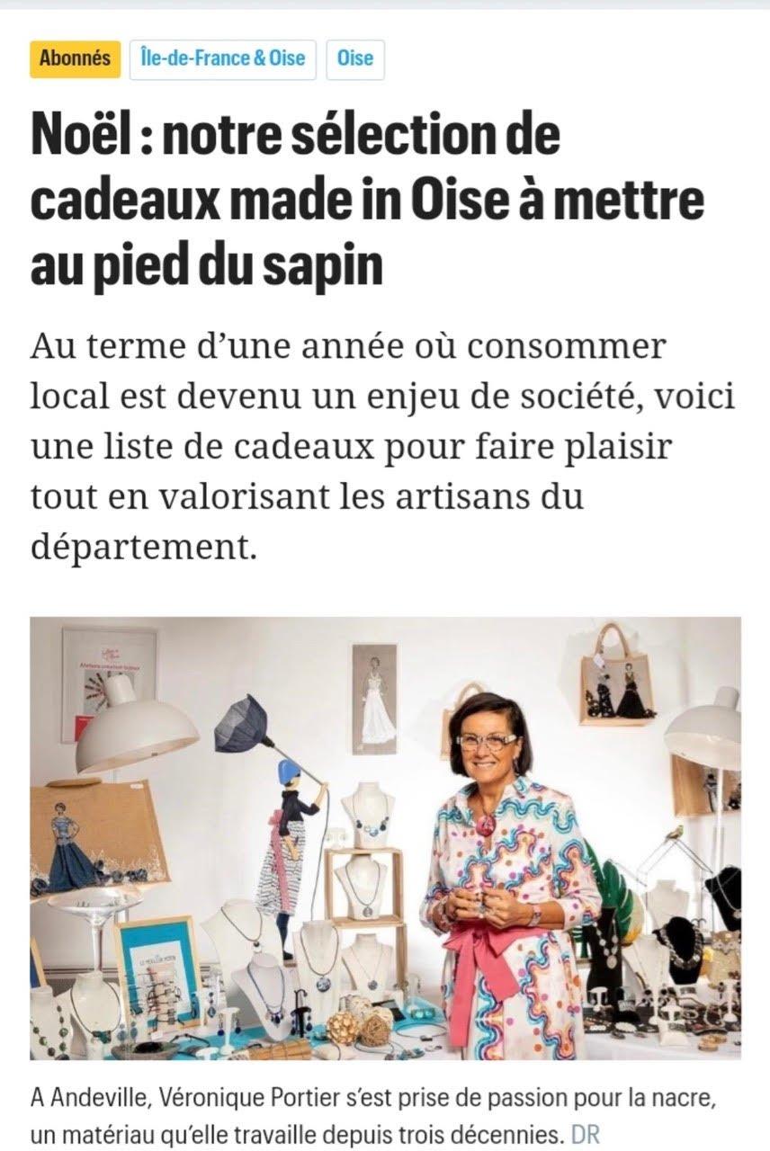 Nouvel article dans Le Parisien